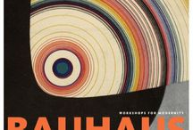 Bauhaus - insperation / Bauhaus (minimalism); inspiration-idéer