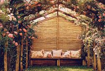 Flora / Pretty Garden and outdoors ideas