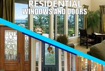 RESIDENTIAL WINDOWS AND DOORS MISSISSAUGA