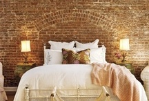 Exposed Brick Walls / by Samantha Ezzo