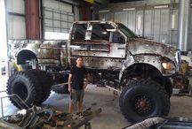 truck x