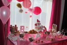 Baby Shower Girly