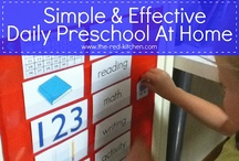 Preschool Craft & other