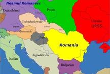 Harta României invingatoare in 4 august  1919
