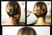 halley hair