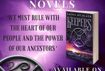 The Eden East Novels - YA fantasy series
