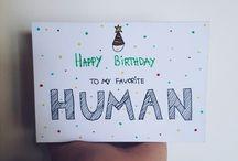 kartki - urodzinki i inne okaazje :)