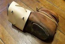 viking leather