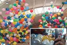 Balloons / Because no party is complete without balloons.  / by Windy City Novelties