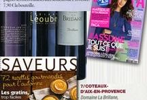La presse en parle / by La Brillane Aix en Provence