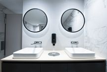 S28 PROJECT - 12 St Georges Tce Bathroom Upgrade / STATE28 is proud to showcase this amazing bathroom design
