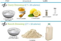 Healthy homemade dressing
