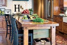 Kitchen / by Brooke Klingler