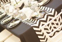Party design / Table settings