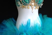 Bra / chic lingerie for dancers