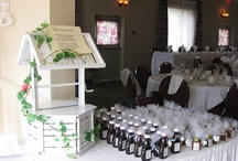 Wedding Catering Trends / The Riverside Conference Room - wedding catered by The Black Iron Grill