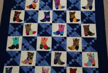 quilts cowboy style