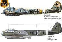 20TH -WW2-FIGHTERS AND BOMBERS WW2