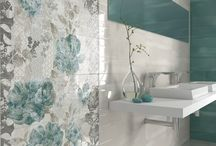 Collection - Aquarelle / Decorated wall tiles