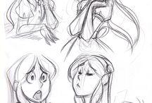 Character Drawings