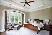Carron's Master Bedroom / by Heidi Sentivan
