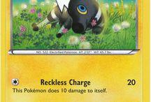 Blitzle / Blitzle (Japanese: シママ Shimama) is an Electric-type Pokémon. Blitzle evolves into Zebstrika starting at level 27.
