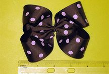 bows / by Claire Johnson