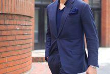 style_men's / by Hideki Saitou