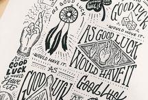 Typografing