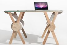 Mobiliário / Furniture  / by Milrem Eltz