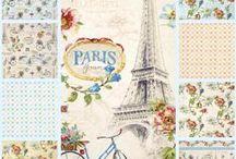 Paris Forever by Wilmington Prints