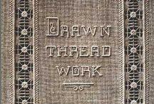 Hardanger & Drawn Thread