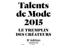Talents de Mode 2015