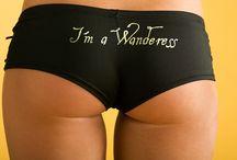 Official Wanderess Merchandise