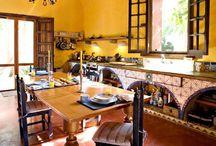 Mexikói konyha / Mexican kitchen /Cocina Mexicana