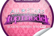 America's Next Top Model / by Steffie Doll