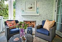 outdoor spaces / by Jennifer Hyde