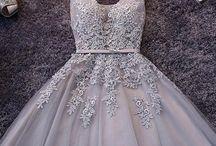 vestidos cielo