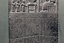 Sumerian sümerler.   An - Ki
