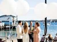 Summer Weddings / Summer wedding ideas from the hitched.com.au inspiration gallery