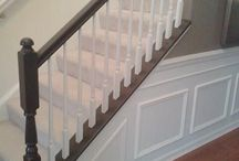 Stair railing / by Sokleng Nawaz