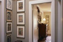 Interior painting Ideas... / by Ciana Coelho-Morris