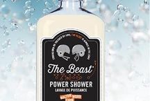 Power Shower / Soften up, tough guy, and shower like a champion with Walton Wood Farm power shower; guaranteed to have you smelling irresistible, clean, sexy, yet fresh. Explore our many wonderful scents and discover which is best for you or that special man in your life.