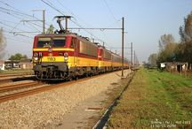 Spoorwegen Belgie