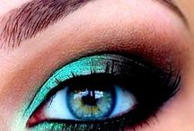 Maquillage / yeux / ...
