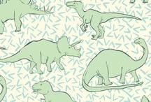 Dino - Patrón