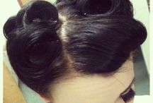 Truhla ball hair