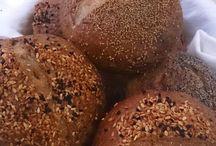 Alman ekmeği / Fırında ekmek kokusu