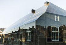 facade / printed glass