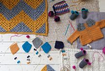 Granny Squares / by Danielle H